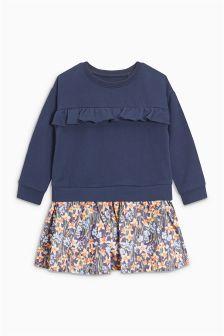Floral Print Dress (3mths-6yrs)