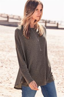 Sparkly Long Sleeve Top