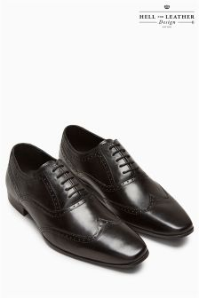 Oxford Wing Cap Brogue