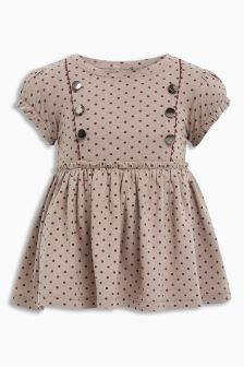 Military Style Tea Dress (3mths-6yrs)