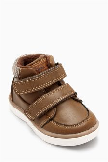 Double Strap Chukka Boots (Younger Boys)