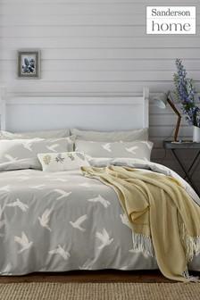 Sanderson Home Paper Doves Duvet Cover
