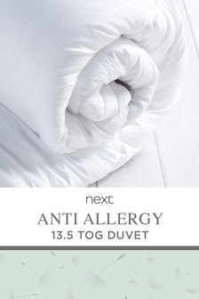 Anti Allergy 13.5 Tog Duvets