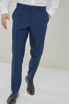 Signature Tuxedo Tailored Fit Suit: Trousers