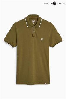 Pretty Green Barton Short Sleeve Polo
