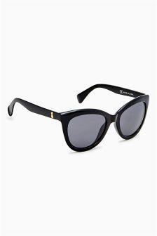 Chunky Cat Eye Sunglasses