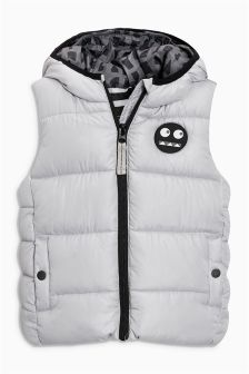 Quilted Gilet (3mths-6yrs)