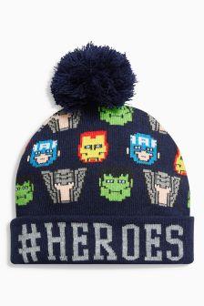 Marvel® Heroes Pom Hat (Older Boys)