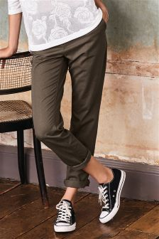 Styled Chino Trousers