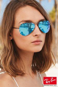 Okulary przeciwsłoneczne Ray-Ban® Light Ray, srebrne