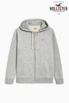 Hollister Classic Zip Through Hoody