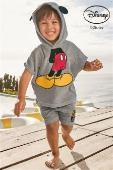 Mickey Mouse™ Towelling Two Piece Set (3mths-6yrs)