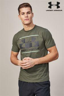 Under Armour Blocked Sportstyle Logo T-Shirt