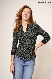 Pleated Foil Dress (3-16yrs)