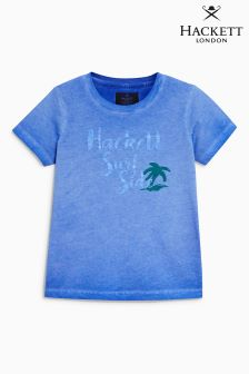 Hackett Blue Surf T-Shirt