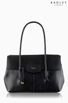 Radley Black Burnham Beeches Tote Bag