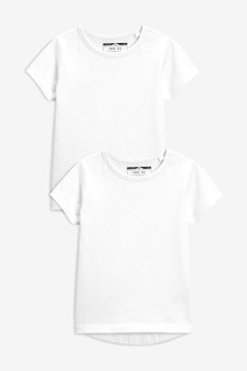 Short Sleeve T-Shirts Two Pack (3mths-6yrs)