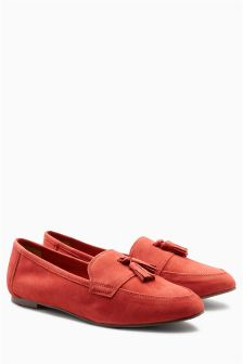 Softee Leather Loafers