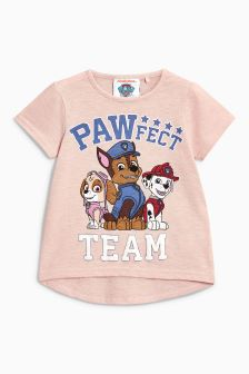 Paw Patrol T-Shirt (3mths-6yrs)