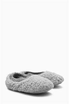 Sheepy Snuggle Slippers