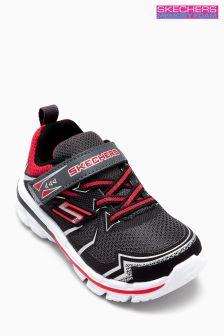 Skechers® Grey Gore Sneaker