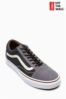 Vans Black/Black Old Skool
