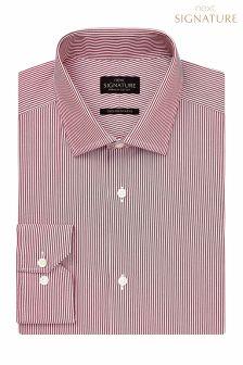 Dopasowana koszula Signature Premium
