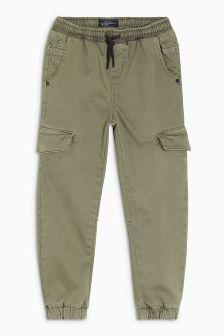 Garment Dye Cargo Joggers (3-16yrs)