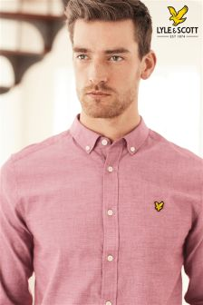 Lyle & Scott Brushed Chambray Shirt