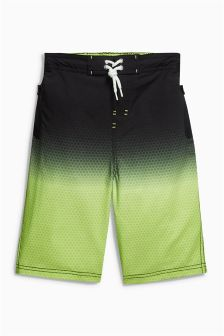 Dip Dyed Swim Shorts (3-16yrs)