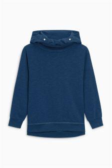 Long Sleeve Hoody Top (3-16yrs)