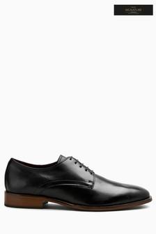 Однотонные коллекционные туфли