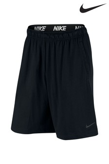 "Nike Gym Black 9"" Dri-Fit Short"