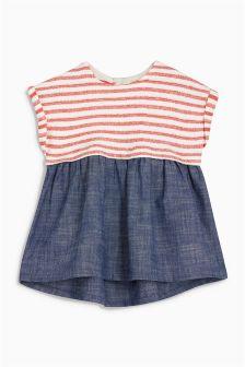 Stripe Dress (0mths-2yrs)