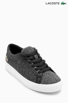 Czarne buty Lacoste® Black 317