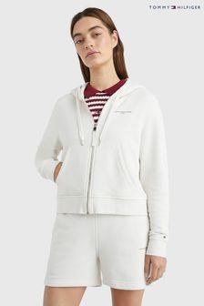 Jack Wills Navy Borrowfield Longline Hoody
