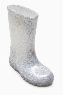 Glitter Wellies (Younger Girls)