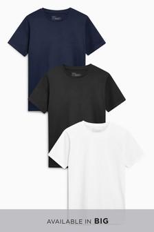 Набор цветных футболок (3 шт.)