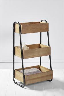 Hudson Light Tiered Caddy