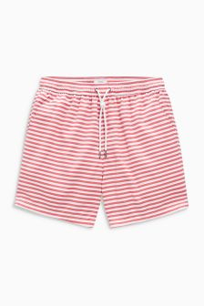 Stripe Swim Shorts