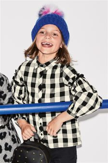 Gingham Shirt (3-16yrs)