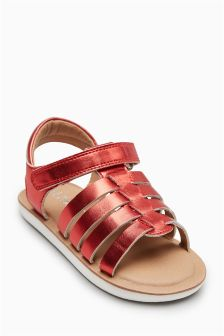 Fisherman Sandals (Younger Girls)