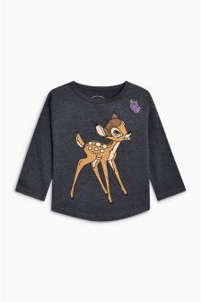 Bambi Long Sleeve T-Shirt (3mths-6yrs)