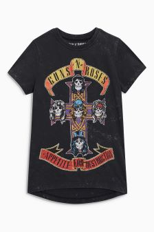 Koszulka Guns N' Roses (3-16 lat)