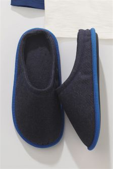 Mule Slippers (Older Boys)