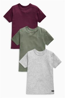 T-Shirts Three Pack (1.5-16yrs)