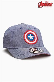 Captain America Cap (Older Boys)