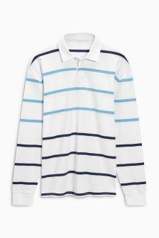 Stripe Rugby Shirt