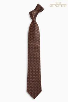 Signature Italian Silk Tie