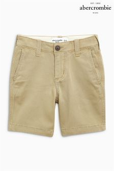 Abercrombie & Fitch Classic Chino Short